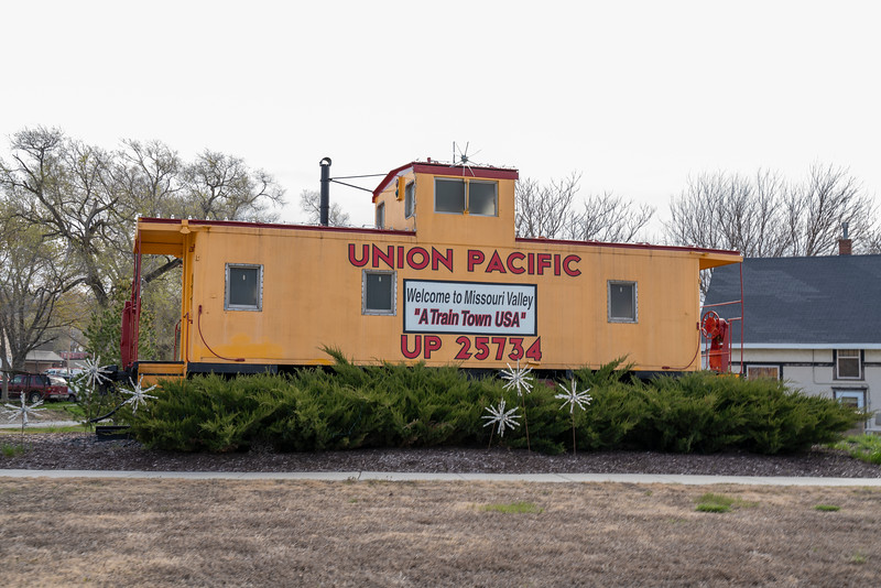 Missouri Valley Train