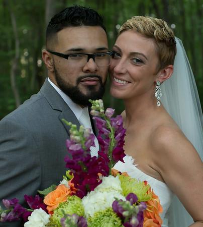 Adrian and Jessica Carmona