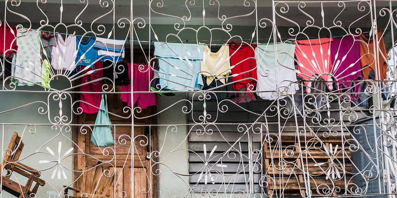 Laundry, Trinidad