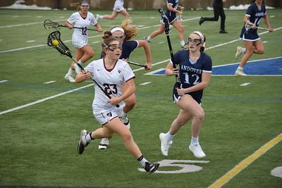 Girl's Lacrosse