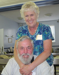 Judy and Marvin Blundell.  Thanks to Judi Neben Korte for this photo!