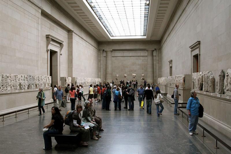 British Museum - Elgin Marbles
