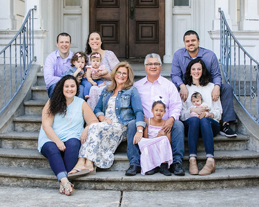 Vanegas Families - Oct 2019