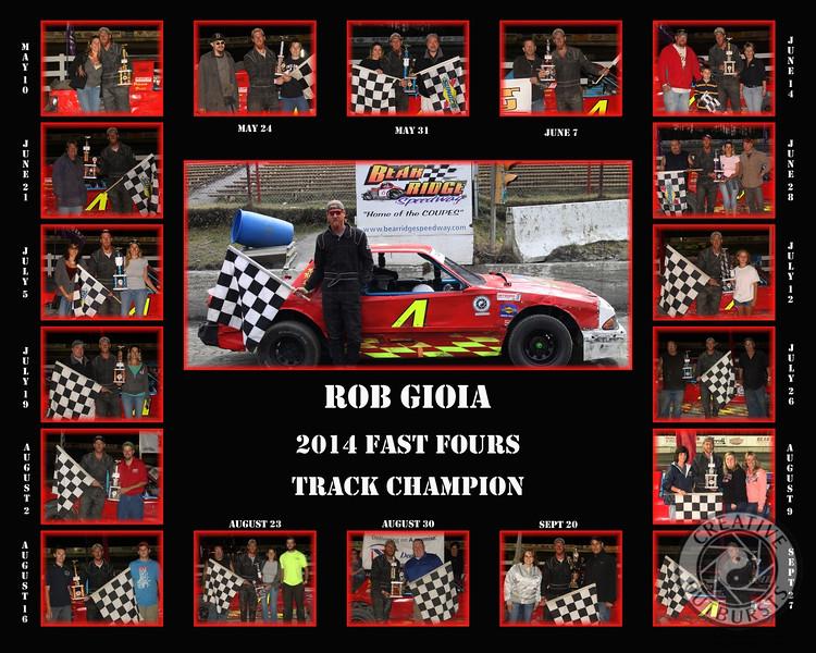 Gioia Championship collage