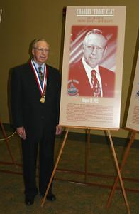 Eddie Clay honored