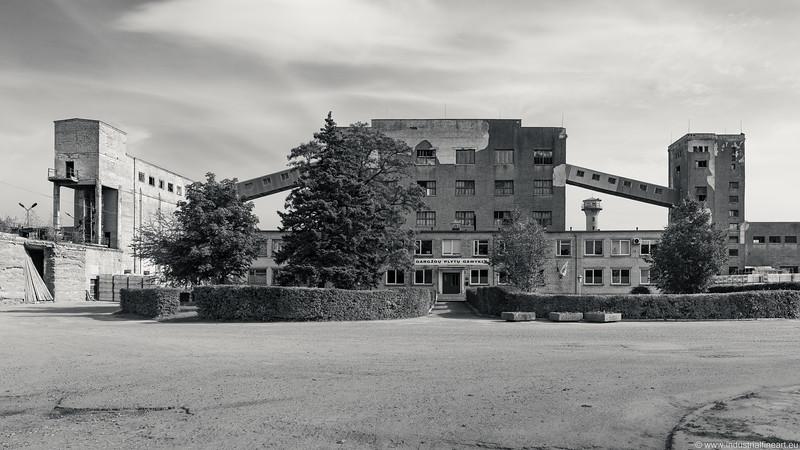 Brick factory, Gargzdai