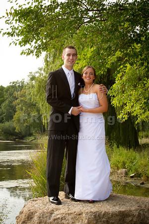 Daniel and Alicia