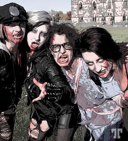 Ottawa Zombie Walk 2010