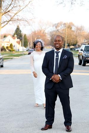 Lorenzo & Kimya's Wedding Day