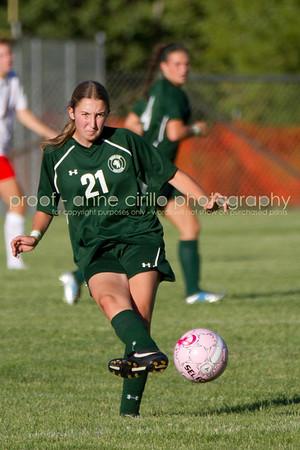 2011 Girls Boise v Borah