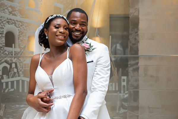 Chioma + Chinedu  Full Res Edits