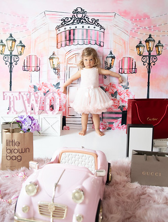 Adrianna's Shopping Spree