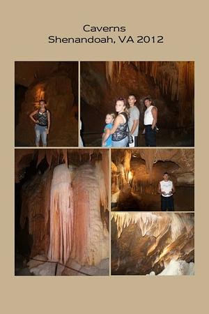VA, Shenandoah - Caverns