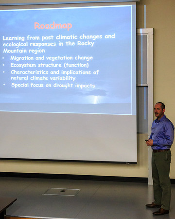 Environmental Speaker Series 2012
