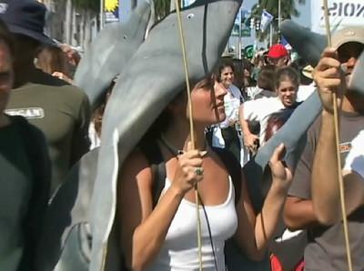 FTAA Protests Miami November 2003