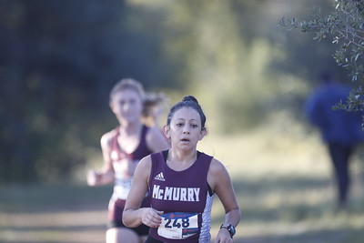 2018 ASC CROSS COUNTRY