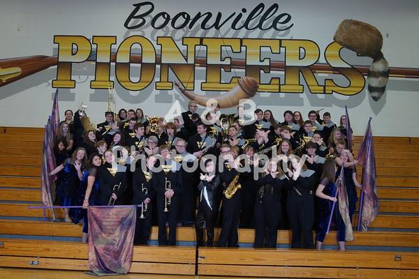 BHS Band 2016-2017