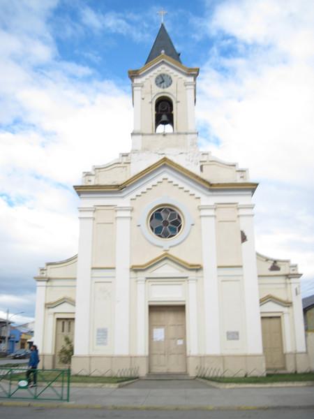 Puerto Natales Church