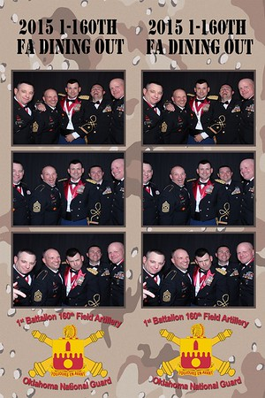 2015 1-160th FA Dining Out