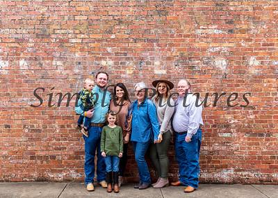 Swearingen Family 2019