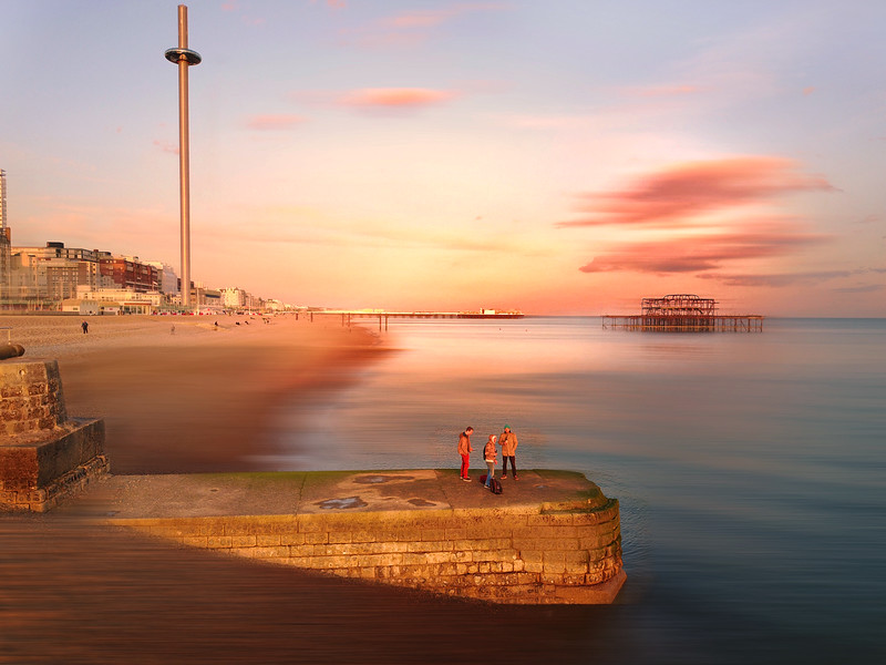 Brighton friends