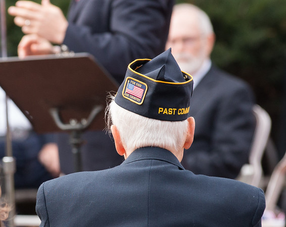 Ridgewood NJ Veterans Day Service 2014