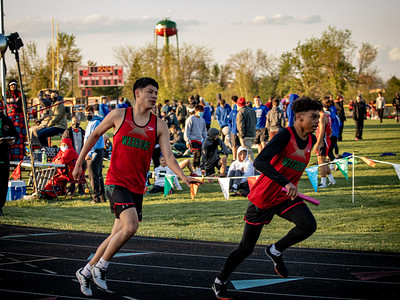 Warrior Track Meet at Home (5/6/21)
