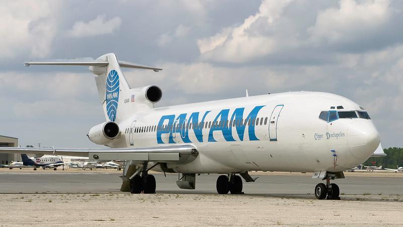 N364PA. Boeing 727-221/Adv  Pan Am. Sanford. 110903.