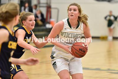 Girls Basketball: Regional Playoffs - Culpepper vs Loudoun Valley 2.27.2015 (by Michael Hylton)