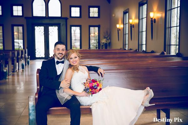 Troy and Ashley's Wedding Pix