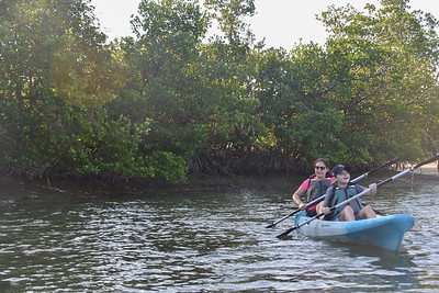 9AM Heart of Rookery Bay Kayak Tour - Cocco
