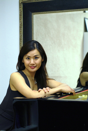 Sasaka Kawai, pianist