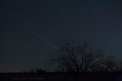 2015/12/14-15 meteor photos