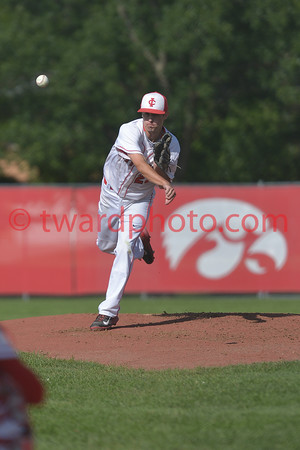 2014 CHS Baseball - North Scott