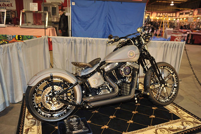 Custom Motorcycle Show