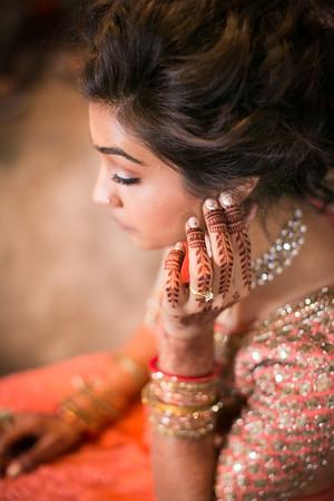 Wedding Preparations and Baraat