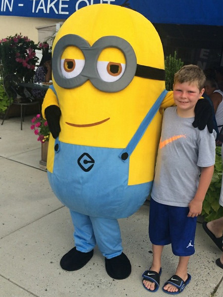 Chase with a Minion