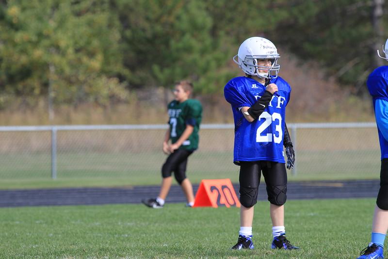 2015 5th Grade Football