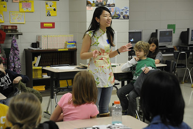 International Students Speak ElemSchool
