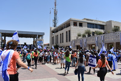 International March of the Living, Israel