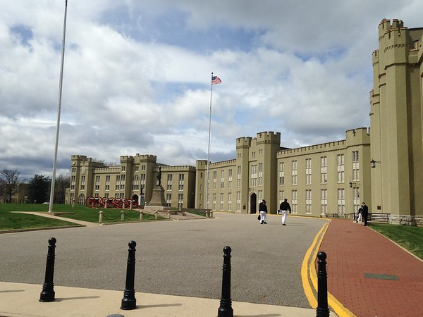 Cadets Visit the Virginia Military Institute