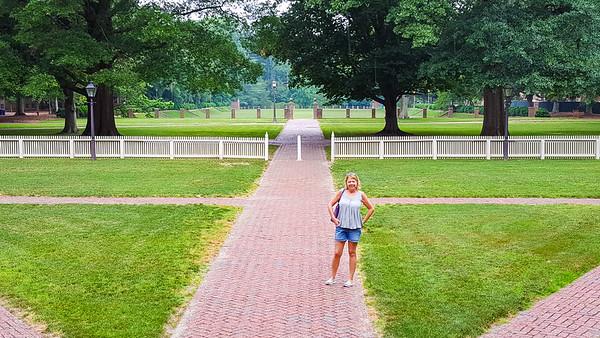 6-Williamsburg, VA with Erin