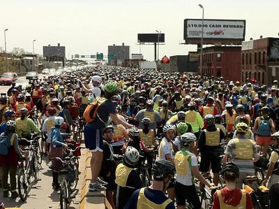 2011 Five Boro Bike Tour
