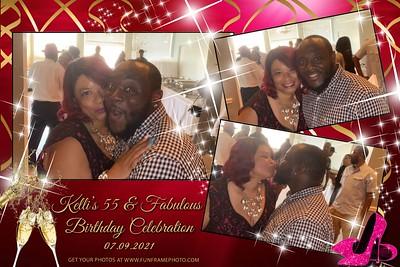 Kellis 55 and Fabulous Birthday Celebration