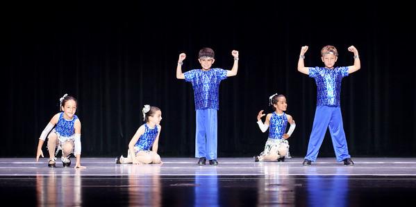 2010 Esprit de la Danse Recital