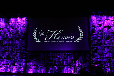 The Honors: Community Builders Award Ceremony