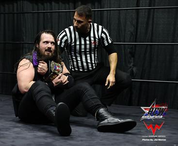 ACW Heavyweight Championship Triple Threat Match