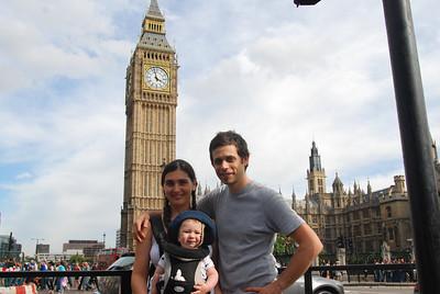 London, Aug. '11