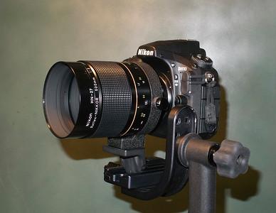 Nikon 500mm f/8 N Reflex lens