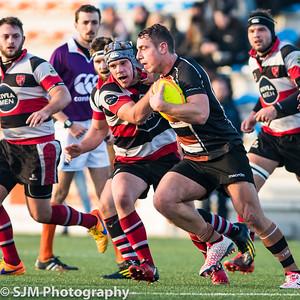A.S.R.V. Ascrum 1 vs The Bassets 1 Rugby Club - 26 November 2016